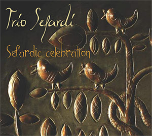 Sefardic Celebration CD Cover