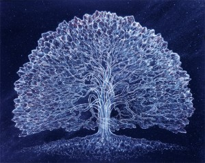 Winter Solstice Tree of Light