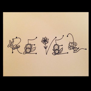 Revels (drawing)
