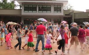 rain dance Revels