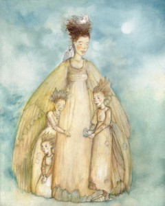"""Bird Mother"" by Terri Windling"