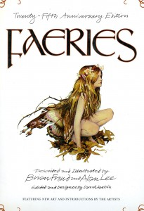 "Cover of ""Faeries,"" by Alan Lee and Brian Froud"